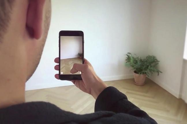 Dopasuj meble z IKEA dzięki wirtualnej rzeczywistości