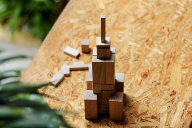 Dizajn dla dzieci: Archiklocki