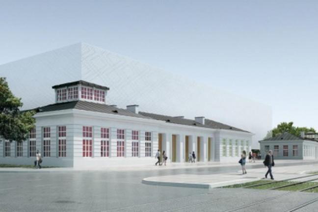 Nowa koncepcja kompleksu Sinfonia Varsovia