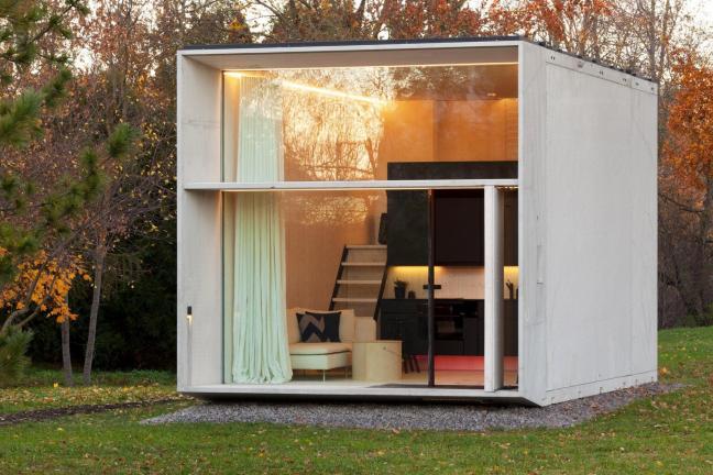 Mikro-dom według studia Kodasema
