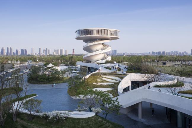 Niezwykłe obserwatorium w Chinach