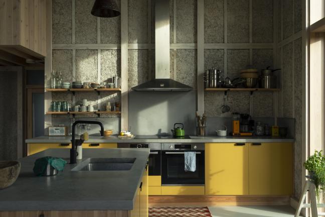 Ekologiczny dom od Practice Architecture