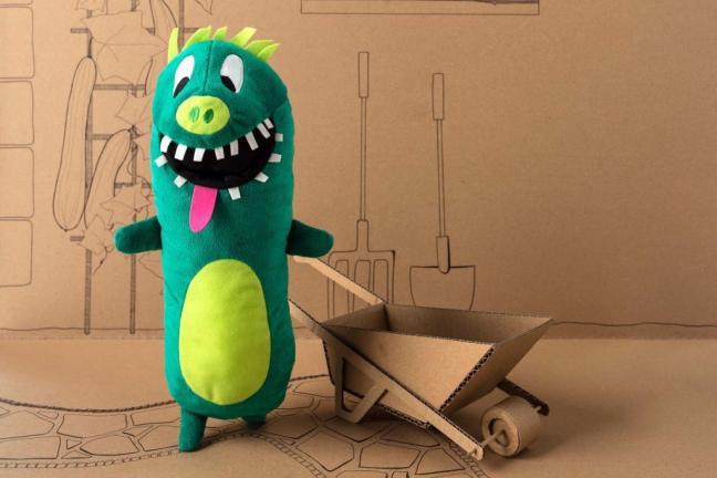 Pluszaki zaprojektowane przez dzieci znów w IKEA!