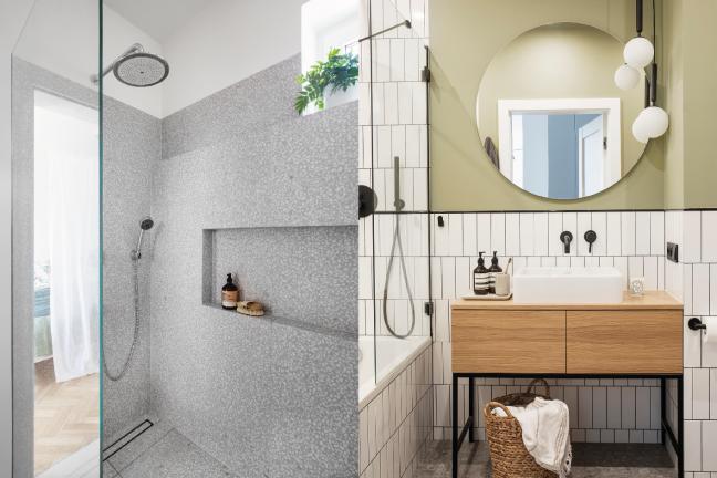 10 pomysłów na aranżację łazienki