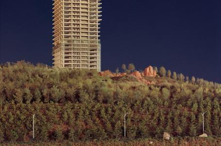 Chińskie miasta widma