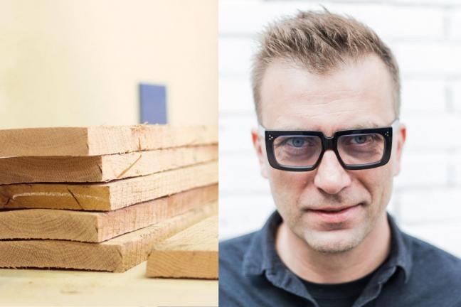 Pierwszy kreatywny projekt AHEC z udziałem polskiego projektanta