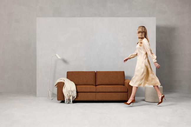 Sofa z funkcją spania wraca na salony!