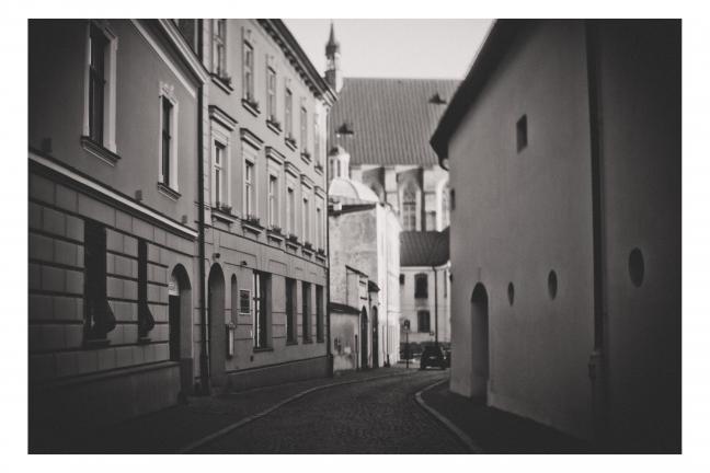 Świat opustoszał – Kraków w obiektywie Krzysztofa Piły