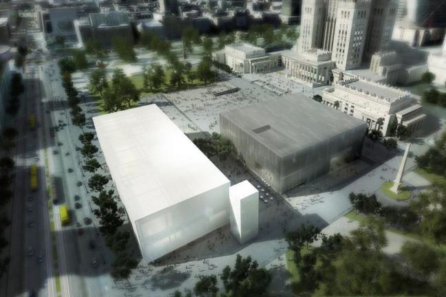Rusza budowa Muzeum Sztuki Nowoczesnej w Warszawie