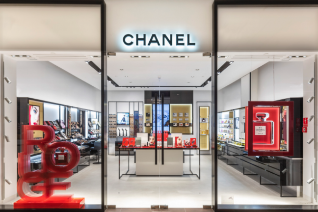 CHANEL Fragrance and Beauty Boutique w Warszawie