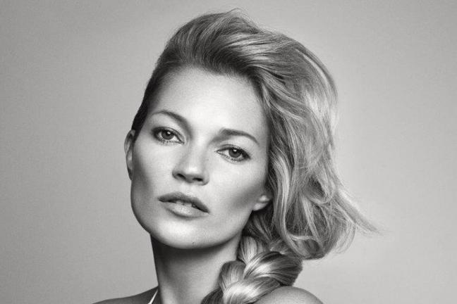 Kate Moss twarzą Reserved