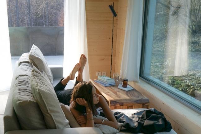 Slow living: Nature Aparthouse, czyli odpoczynek blisko natury