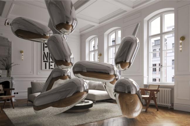 Artyści wykorzystują technologię rozszerzonej rzeczywistości do sprzedaży dzieł sztuki