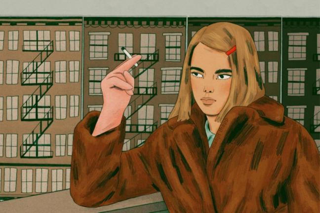 Ilustracje inspirowane filmami Wesa Andersona