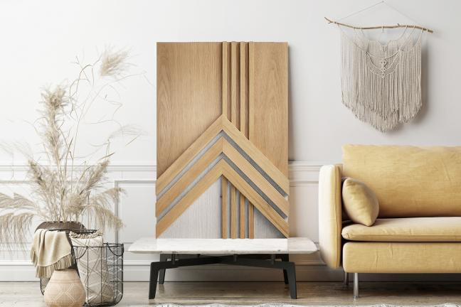 Obrazy z drewna