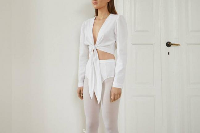 Jessica Mercedes zakłada własną markę odzieżową