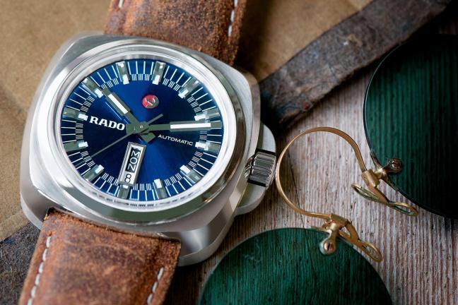 Nowe spojrzenie na zegarek z tytanu