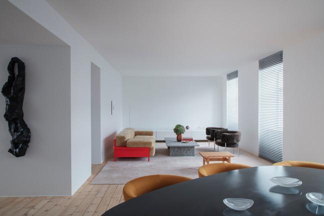 W domu gwiazdy duńskiego designu