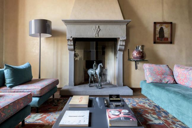 W samym sercu Florencji – dom architekta Massimo Pierattellego