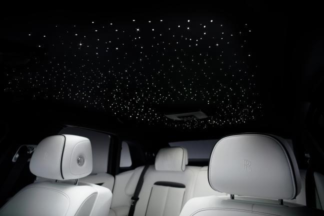 Perfekcja w prostocie – nowy Rolls-Royce Ghost