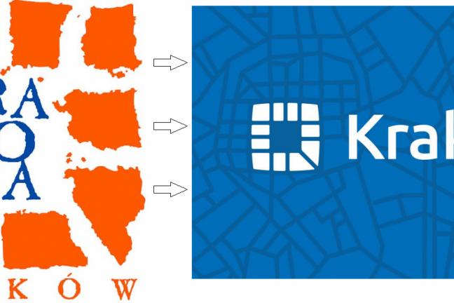Kraków ma nowe logo