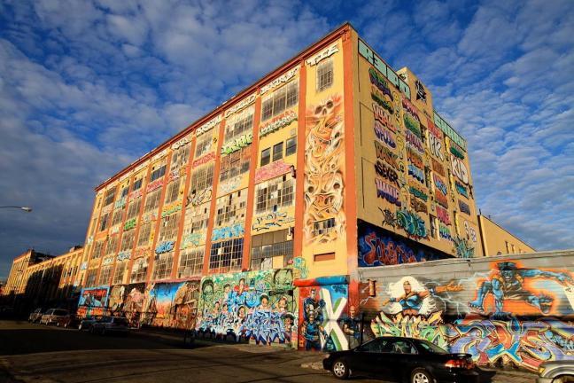 Nowojorscy grafficiarze dostaną odszkodowanie za zniszczenie prac