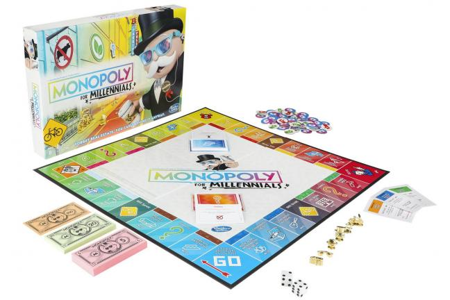 Monopoly for Millenilas