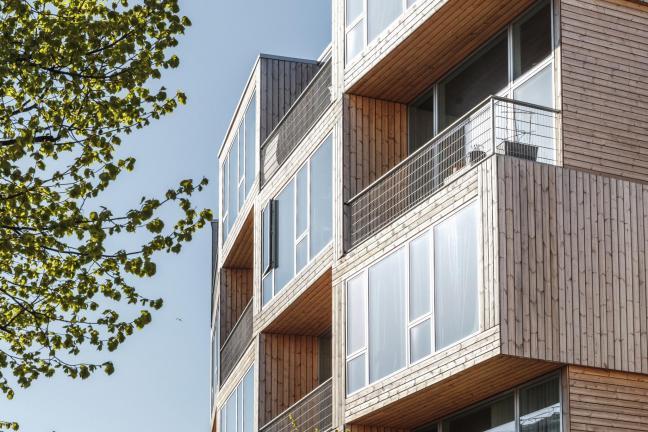 Osiedle tanich mieszkań według duńskiej pracowni BIG