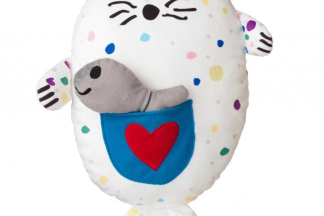 Zabawka zaprojektowana przez małą Natalię z Polski w najnowszej kolekcji IKEA