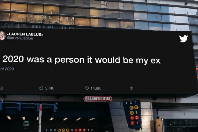 Najzabawniejsze tweety na temat 2020 roku