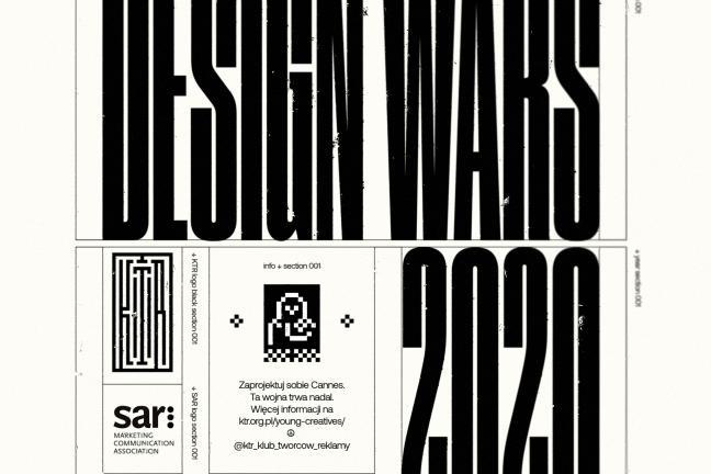 Druga edycja Design Wars – pojedynek grafików na żywo!