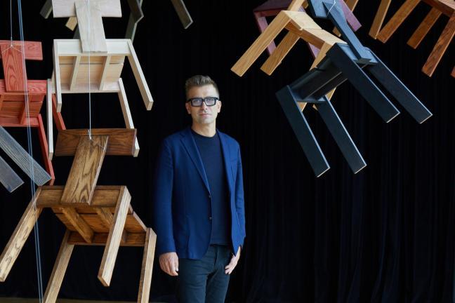 NATURAL BORN - Nowy projekt Tomka Rygalika inspiruje i rzuca wyzwanie branży meblarskiej