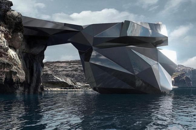 An unusual project in Malta