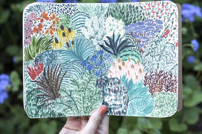 Pełen kwiatów świat Sary Boccaccini Meadows