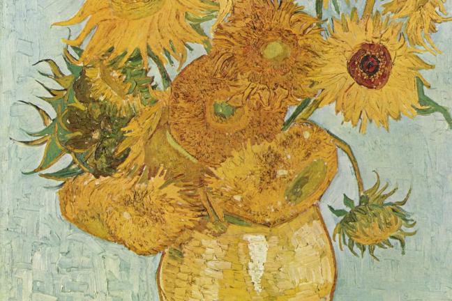Perfumy, które pachną jak obrazy Van Gogha