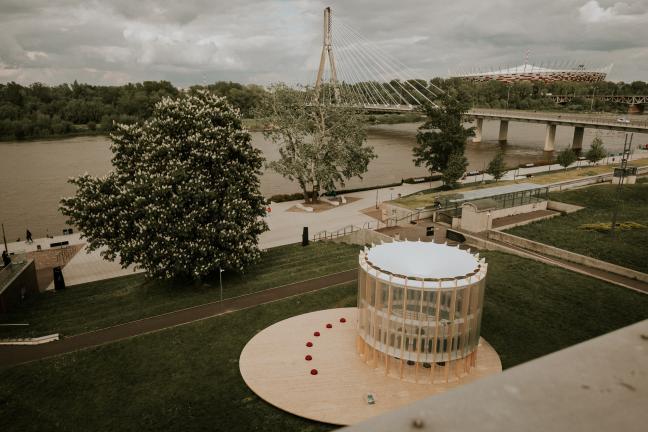 W Polsce powstał pierwszy na świecie plac zabaw z czystym powietrzem