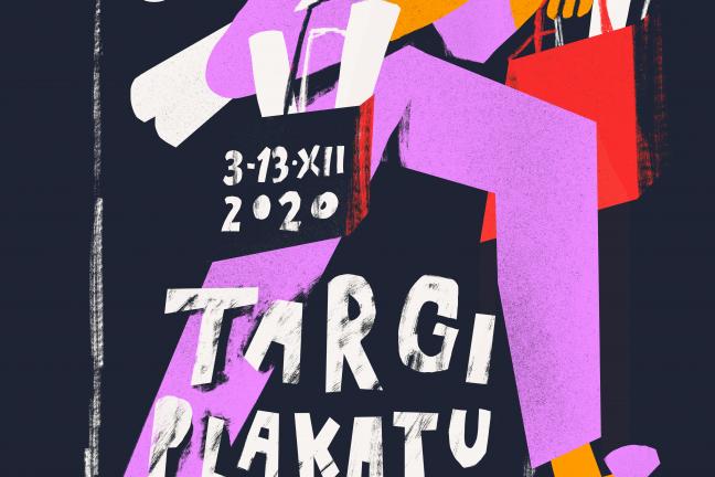 Targi Plakatu 2020 ONLINE – wspaniałe wydarzenie z polskimi ilustratorami i plakacistami!