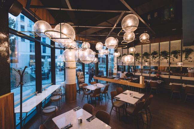 Świetna kuchnia i gdyński modernizm
