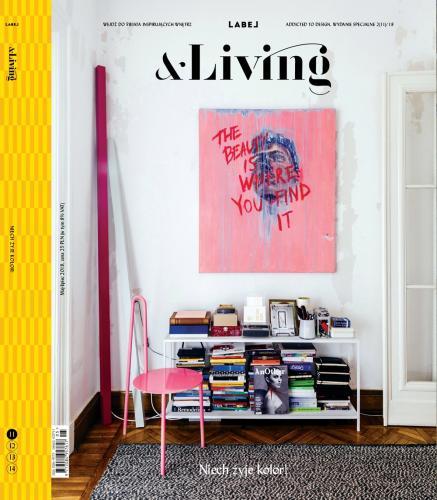 Album & Living – Niech żyje kolor!