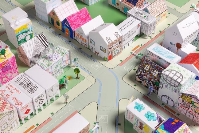 Architekci proponują zabawy dla dzieci na czas kwarantanny