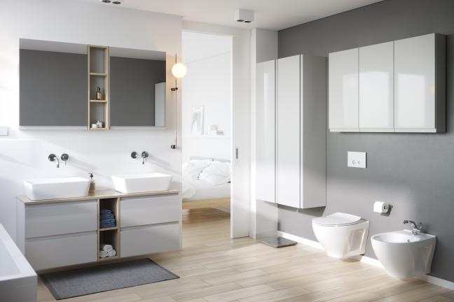 Koniec z ciasnymi i niewymiarowymi łazienkami!