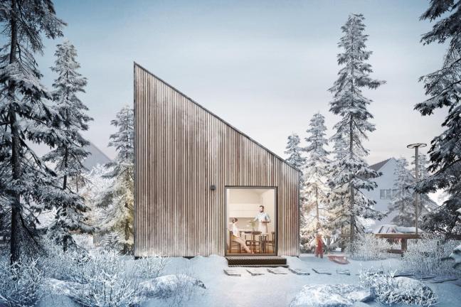 Polski start-up rusza z budową mikro-domów. Cena jednego to 100 tys. złotych