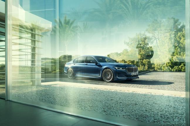 BMW ALPINA B7 – moc, dynamika i luksus we współczesnej stylistyce!