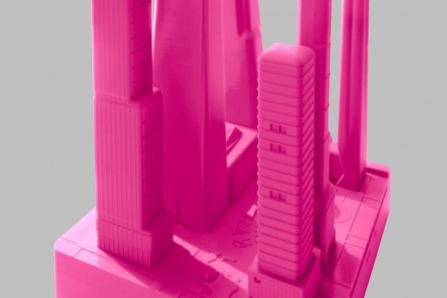 Architektoniczne seks zabawki