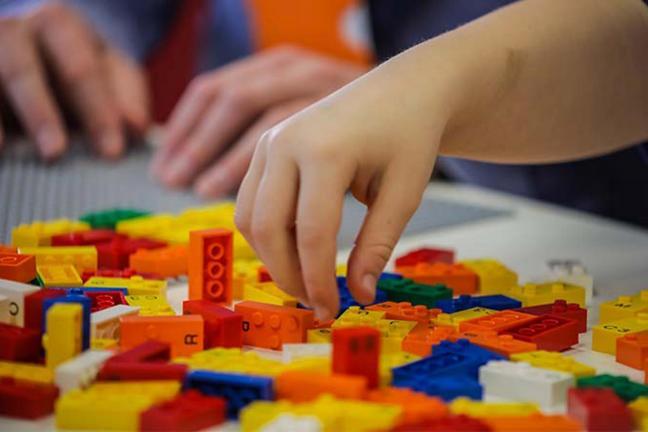 Lego stworzyło klocki dla niewidomych dzieci