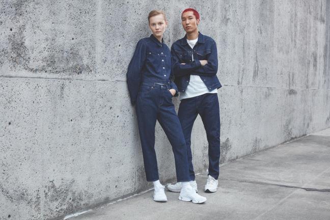Ikoniczna linia Levi's® Engineered Jeans™ z lat 90 powraca!