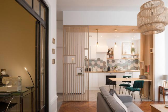 Mieszkanie w Lyonie