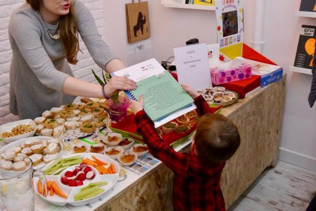 Nowe miejsce z książkami dla dzieci