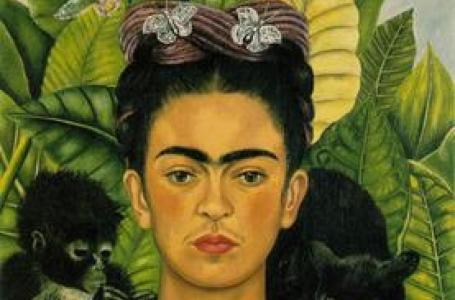 The huge exhibition by Frida Kahlo is available online for free!
