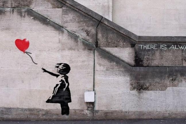 Wiemy, kim jest Banksy?
